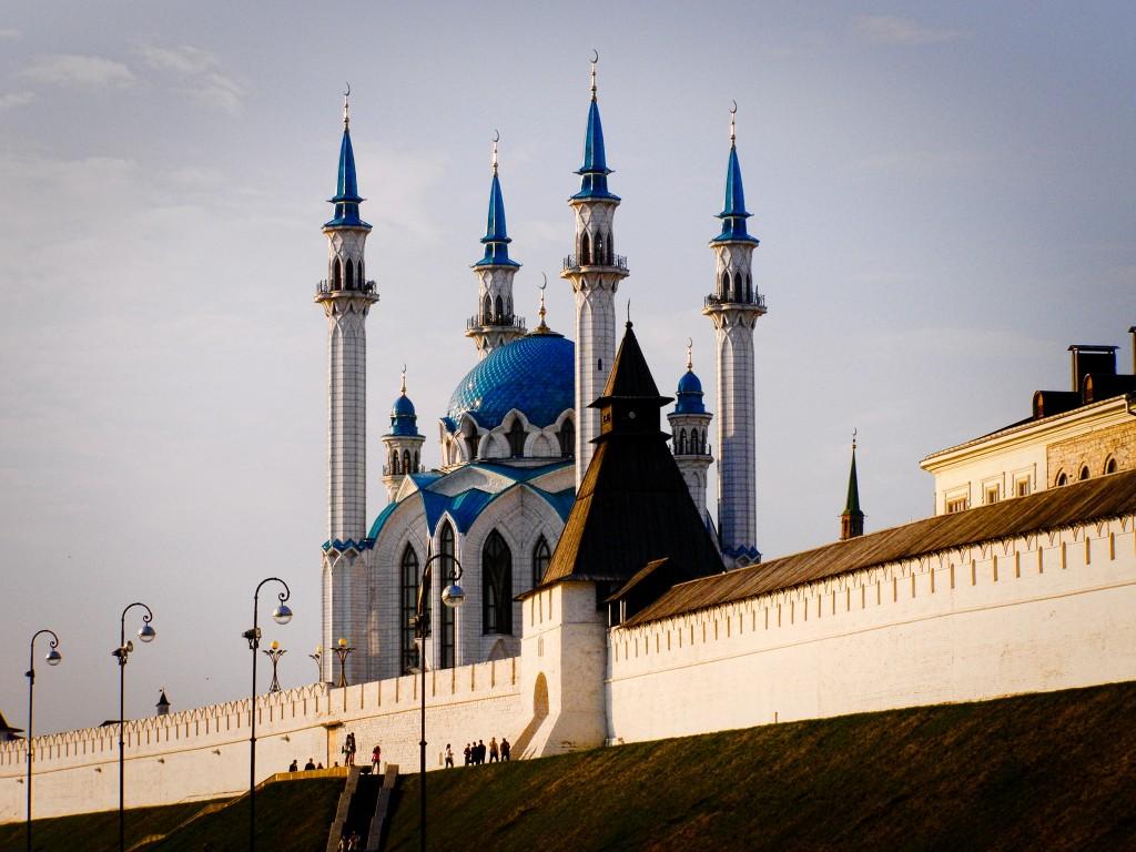 Казань 2010