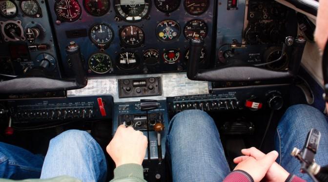 Первый полёт — ЯК 18Т. Такое не забывается.