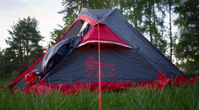 Как собрать палатку TRAMP SARMA