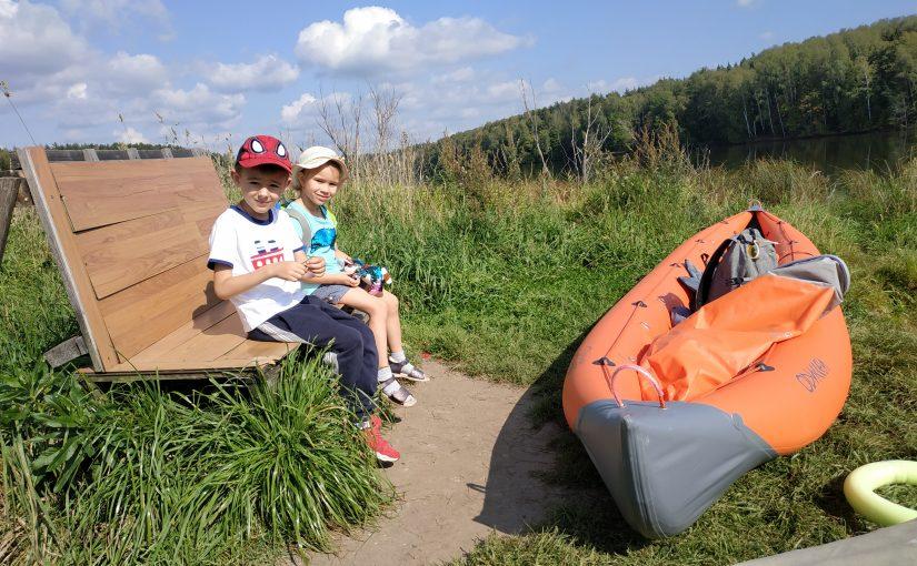 Провожаем лето — водный пикник с детьми