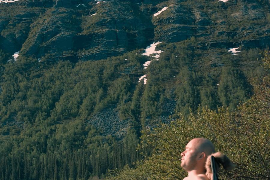 Моя голова и горы