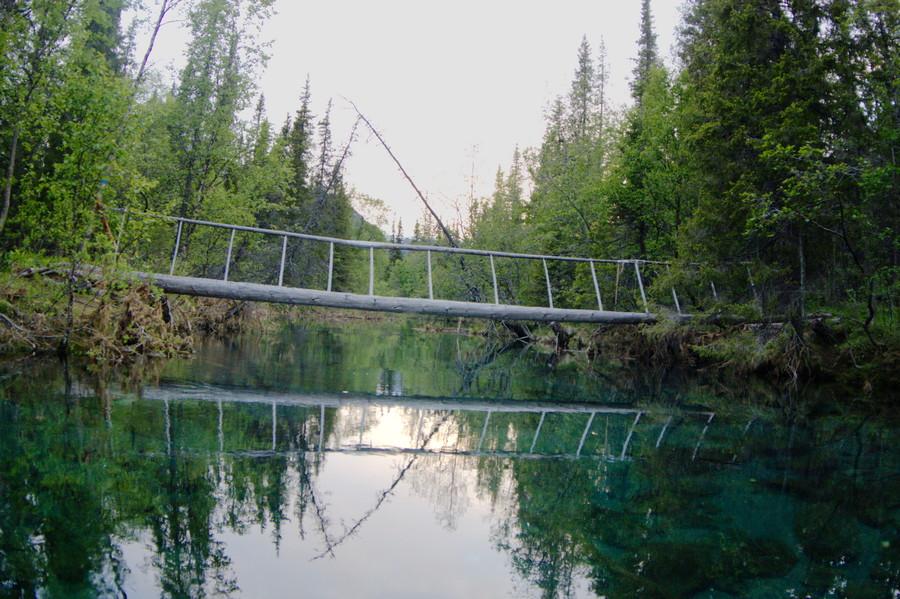 Мост Потрясный