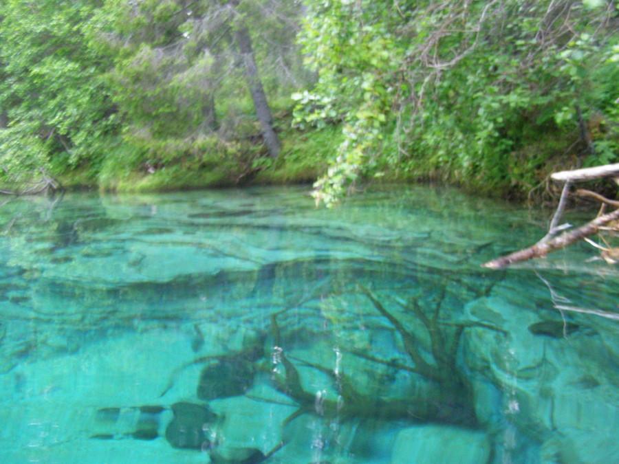 Лазурные воды Эльморайока